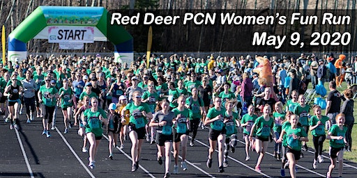 2020 Red Deer PCN Women's Fun Run