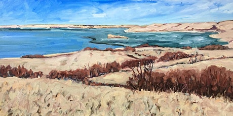 CANCELLED - INTRODUCTION TO OILS - PAINTING THE PRAIRIE LANDSCAPE tickets