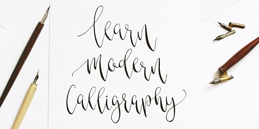 Beginners Modern Calligrpahy Workshop