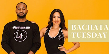 Bachata Tuesday ONLINE tickets