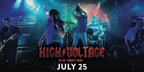 High Voltage: The Nation's Premier AC/DC Tribute Band tickets