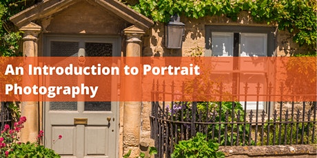 An Introduction to Portrait Photography tickets