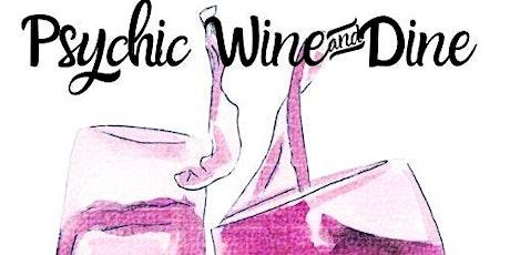 Psychic Wine & Dine tickets