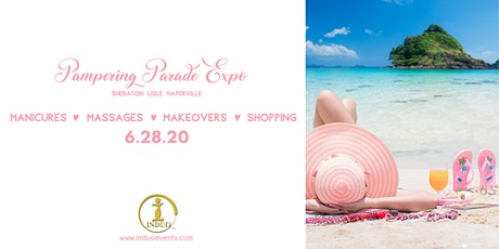 Induo's 5th Annual Ladies Pampering Parade Expo  tickets