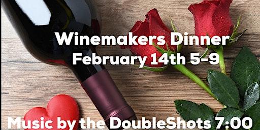 Winemakers Valentines Day Dinner