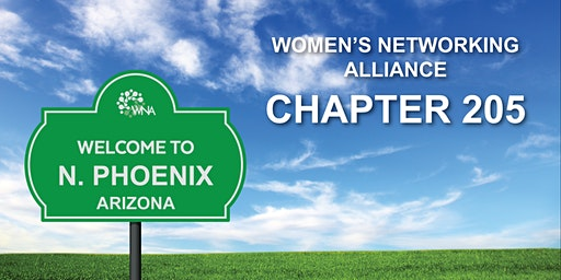 Women's Networking Alliance Ch. 205 Meeting (Phoenix, AZ)