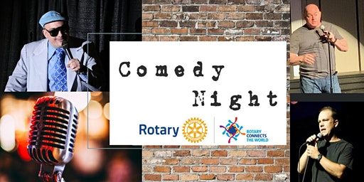 Comedy Night ~ a fundraiser for The Rotary Club of Cranston