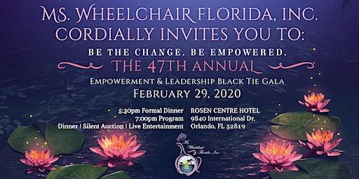 47th Annual Ms. Wheelchair FL Empowerment Gala