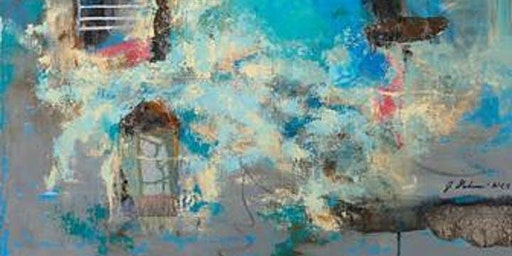 Art of Layering with Mixed Media Workshop