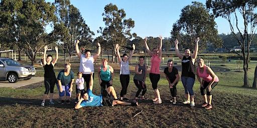 3 week Family Fitness Program