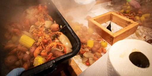 2nd Annual Crawfish Boil At Prairie Pride Brewery