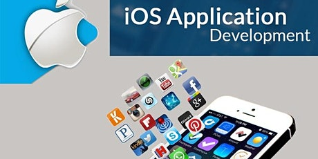 16 Hours iOS Mobile App Development Training in Charlottesville | Introduction to iOS mobile Application Development training for beginners | What is iOS App Development? Why iOS App Development? iOS mobile App Development Training tickets