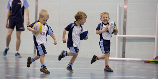 Rugbytots FREE taster day: 5 to 7 year olds @ Pontypool ALC