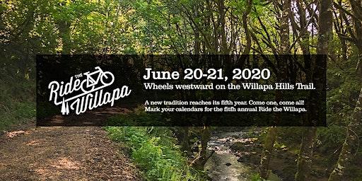 Ride the Willapa 2020