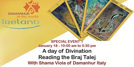 A day of Divination with Shama Viola of Damanhur tickets
