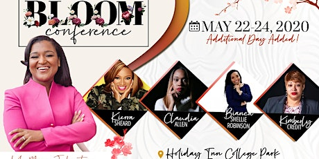 The Bloom Conference- DMV tickets