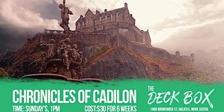 Sunday D&D: Chronicles of Cadilon tickets