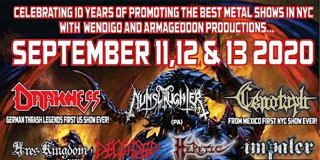 Rage of Armageddon 6 - Three Night Pass tickets