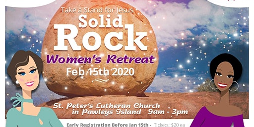 Women's Retreat - Take a Stand for Jesus