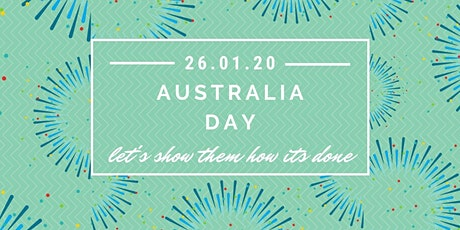Australia Day on the Roof tickets