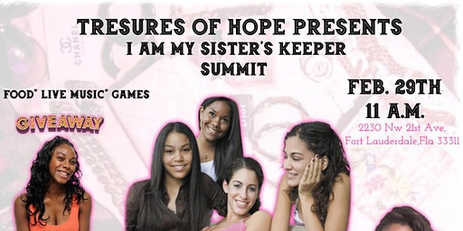 Sister2Sister I AM My Sister's Keeper Summit
