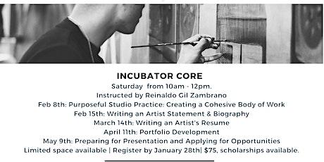 2020 Emerging Artist Incubator tickets
