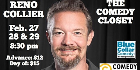 Reno Collier Live (Thurs Show) tickets