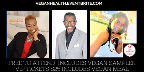 Vegan Health 101 tickets