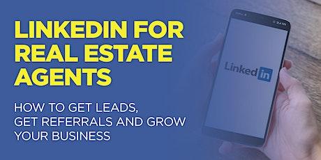 LinkedIn for Real Estate tickets