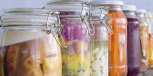Fermenting Basics for Improved Health