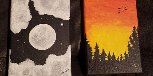 Jammin Sip n Paint with Entertainment