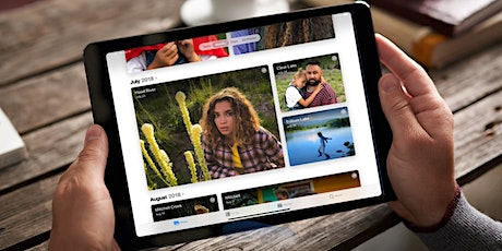 Managing Your Photos Like a Pro on Your iPad or iPhone (Featuring iPadOS/iOS 13) tickets
