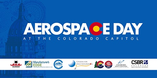 Aerospace Day at the Colorado State Capitol 2020