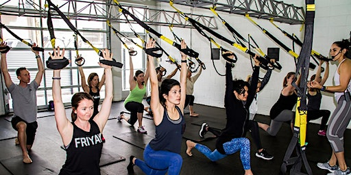 TRX and Strength Group Training