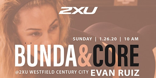Bunda x 2XU with Evan Ruiz