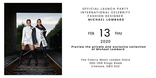 The Cherry Moon London  presents Michael Lombard