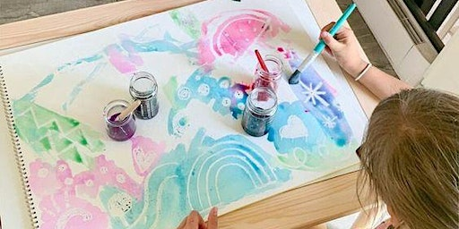 Canvas and Cookies: Mythical Magic
