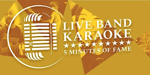 Tue 1/21 - Live Band Karaoke Debut Party at VOIX