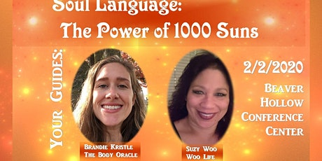 Soul Language: Power of 1000 Suns: Postponed tickets