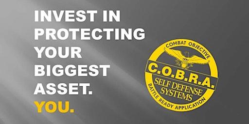 C.O.B.R.A. Intermediate Self-Defense Class