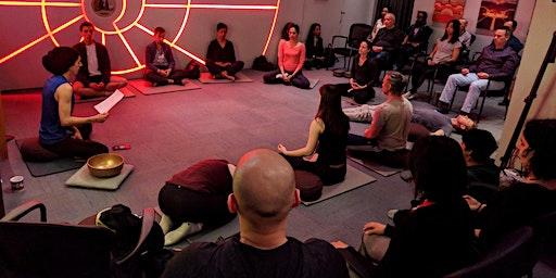 Mindfulness Meditation Class