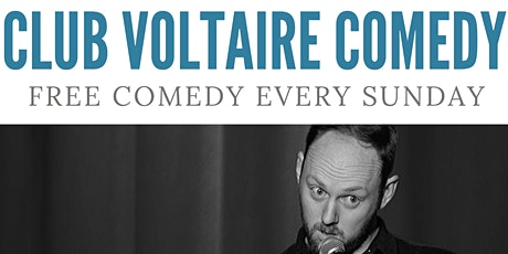 Sunday Night Stand-Up Comedy - Free Tickets Available - 2nd February tickets