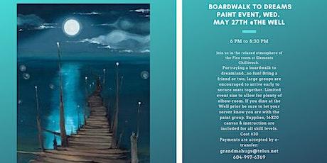 Boardwalk to Dreams tickets