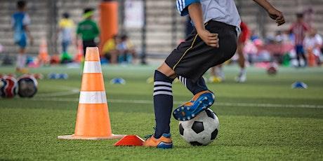 Soccer Skills Clinic tickets