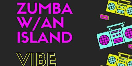 Zumba w/ an Island Vibe tickets