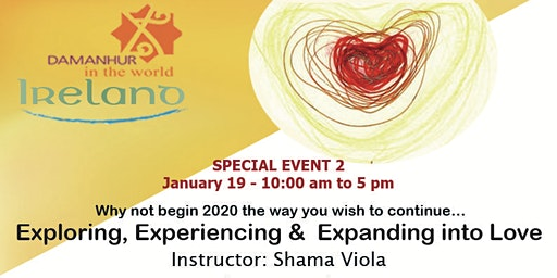 Exploring, Experiencing, Expanding into Love, with Shama Viola of Damanhur