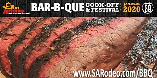 BBQ Tasting Judge Opportunities, SA Rodeo Bar-B-Que Cook-Off