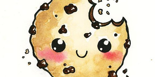 Painting with the Classics: Yummy Cookies
