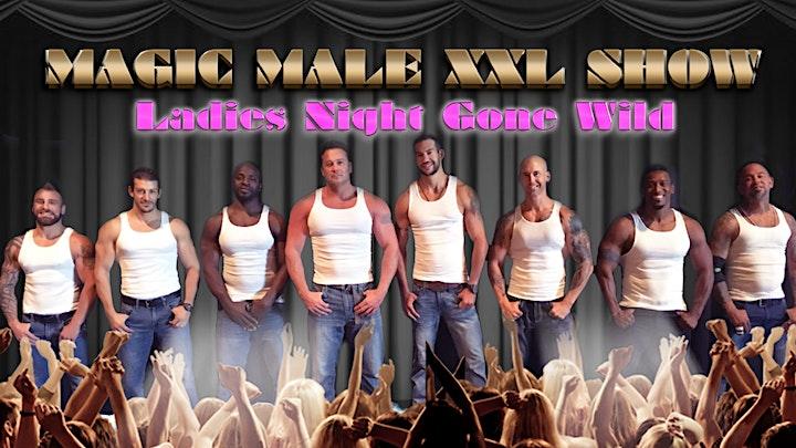 MAGIC MALE XXL SHOW | Faultline Los Angeles, CA image