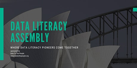 Data Literacy Assembly - Sydney, Australia tickets